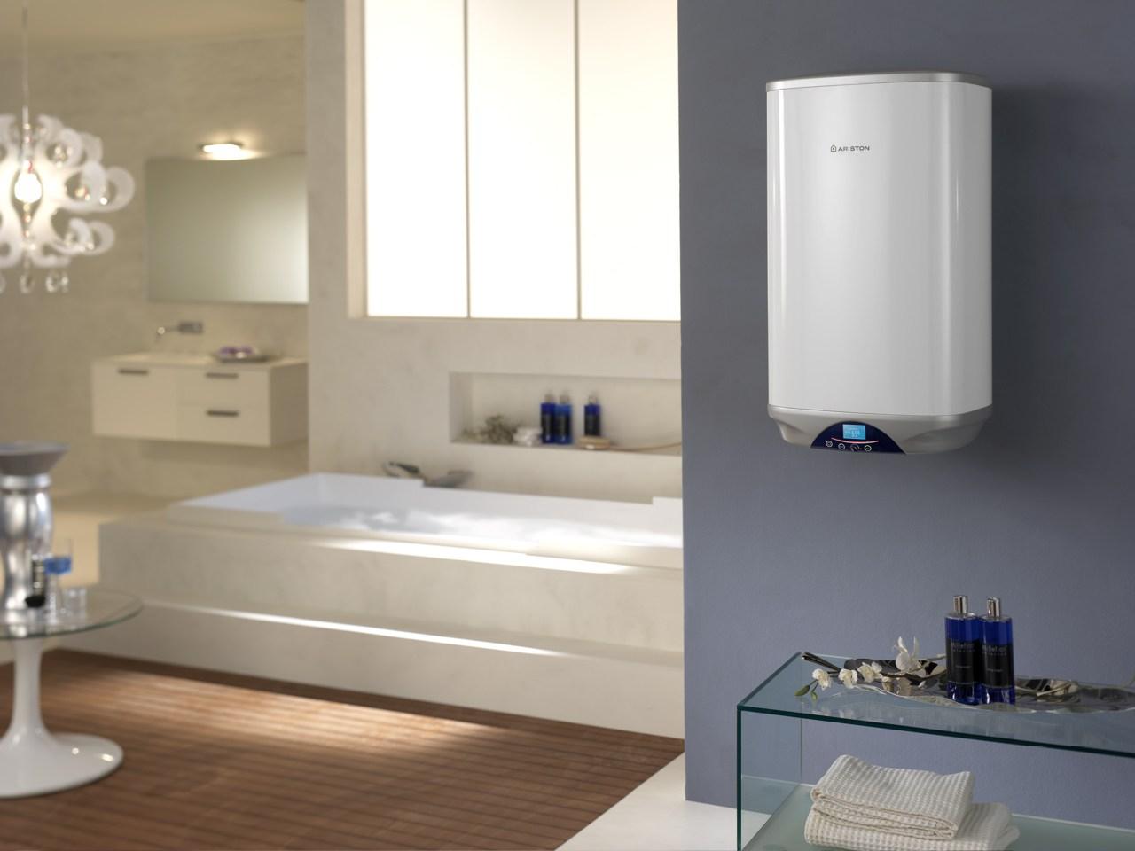 Termo eléctrico: agua caliente las 24 horas del día