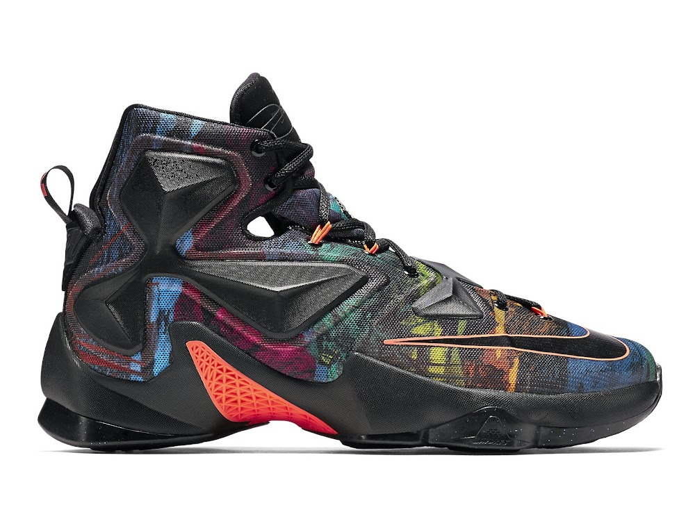 "Release Redminer: Nike LeBron XIII ""Akronite Philosophy ..."