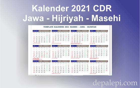 Kalender 2021 Gratis Free Download