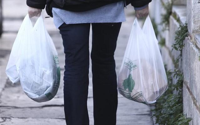 ΙΕΛΚΑ: Μείωση 99,9% στη χρήση πλαστικής σακούλας στα σούπερ μάρκετ το 2020