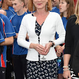 OIC - ENTSIMAGES.COM - SAMANTHA BOND  at the  Official Reception at US Ambassador's Regents Park Residence  for Special Olympics GB's World Games team London  20th July 2015 Photo Mobis Photos/OIC 0203 174 1069