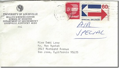 Rob Levy Envelope