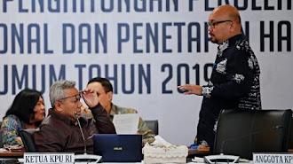 KPU: Pemilu Digelar 21 Februari 2024 Mempertimbangkan Beban Kerja Petugas