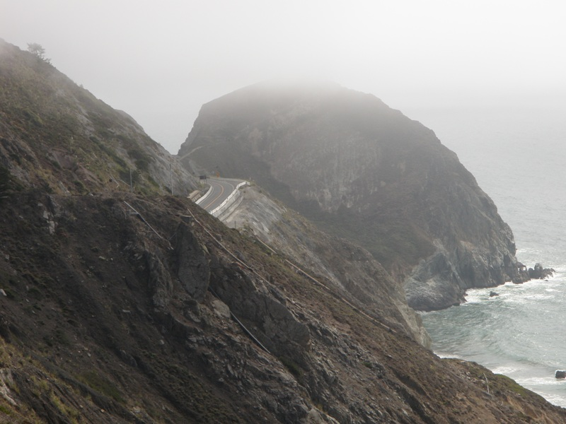 California Coast • Devil's Slide