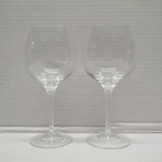 Tiffany & Co. Wine Glass Pair