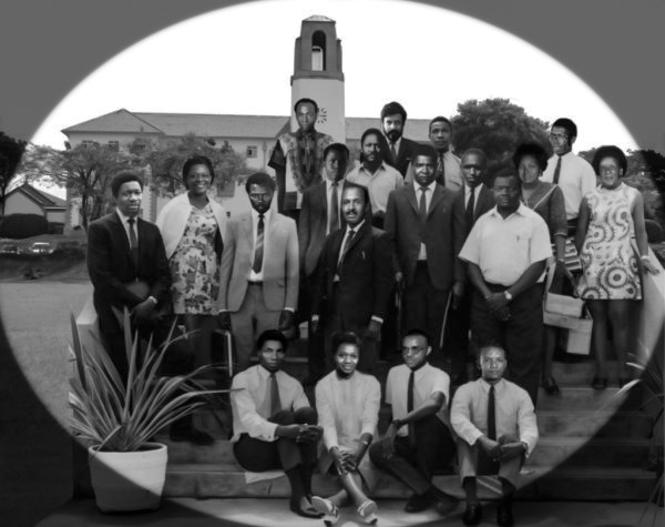 Participants of Makerere Conference of 1962