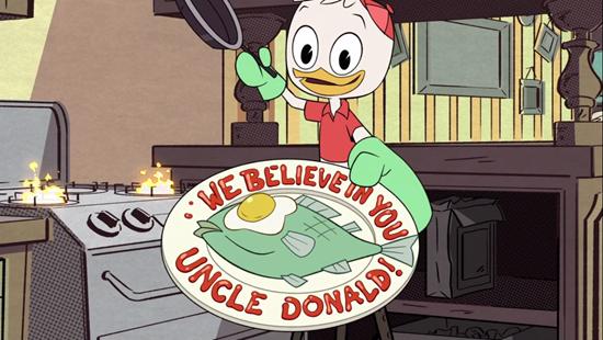 DuckTales - Crediamo in te Zio Paperino!