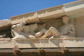 Pediment of the Parthenon