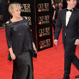 OIC - ENTSIMAGES.COM - Lorna Luft at the The Olivier Awards in London 12th April 2015  Photo Mobis Photos/OIC 0203 174 1069