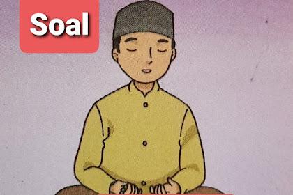 Makna Zikir dan Doa Setelah Sholat-- Kumpulan Soal PAI dan Budi Pekerti PAdBP Kelas 3