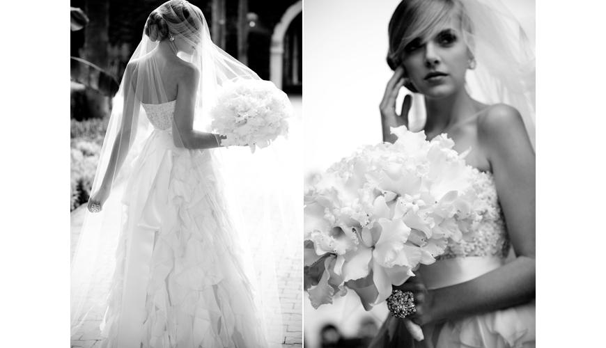 Ask Cynthia }: Wedding Dress Love | Monique Lhuillier