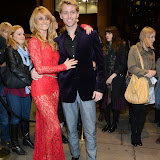 WWW.ENTSIMAGES.COM -      Trent Whiddon    arriving    at Dance Til Dawn - press night   Aldwych Theatre, London November 3rd 2014Strictly Come Dancing duo Flavia Cacace-Mistry and Vincent Simone  bring their new show inspired by the Golden Age of Hollywood to the West End for a limited ten week run.                                                    Photo Mobis Photos/OIC 0203 174 1069
