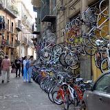 35. Bicycle Shop. Palermo. Sicily. 2013