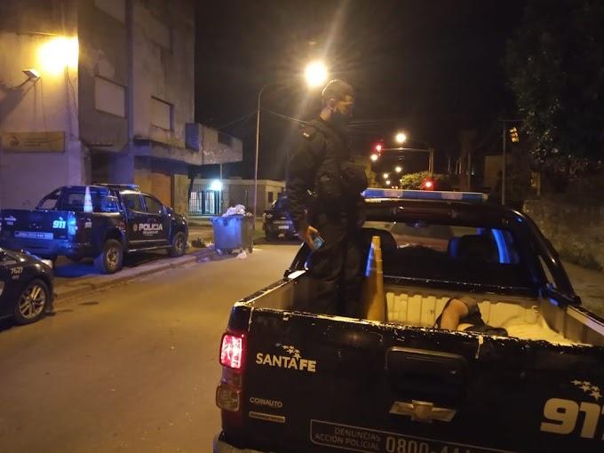Un detenido por dispararle a un adolescente  de 15 años en Comandante Espora al 400