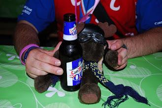 Photo: Relaxačně trávený večer u piva a Irské hudby.