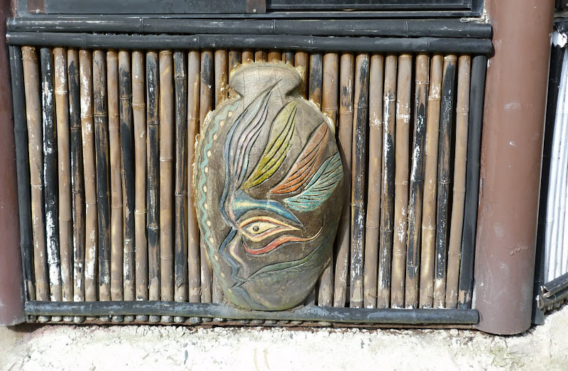 Restaurant aborigene pres de Xizhi, Musée de la céramique Yinge - P1140696.JPG
