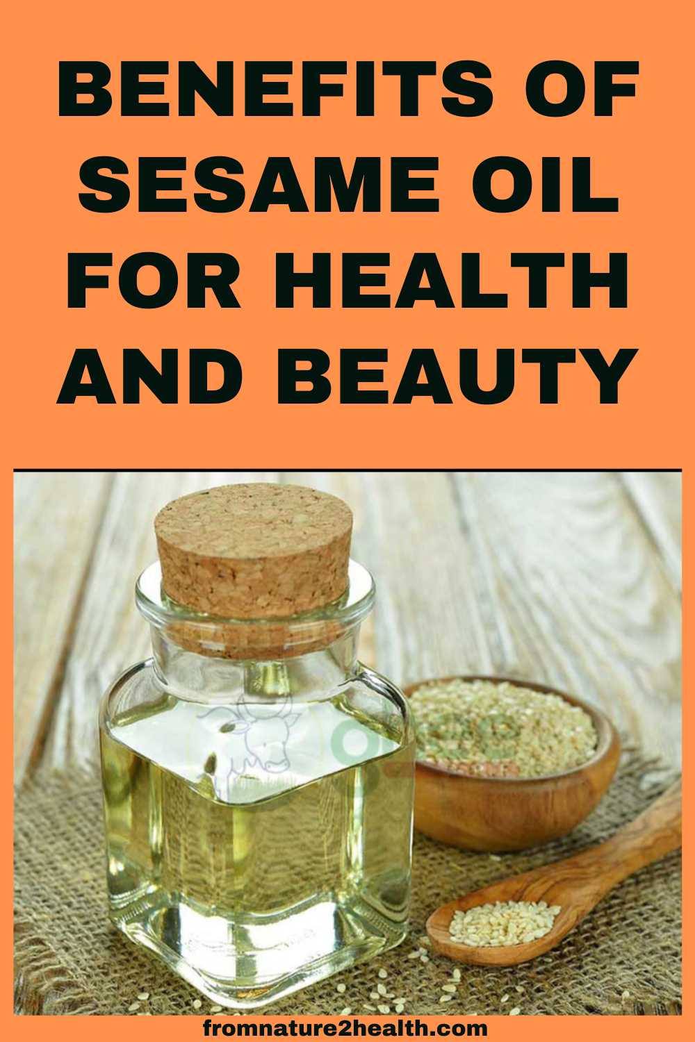 Benefits of Sesame Oil for Health and Beauty