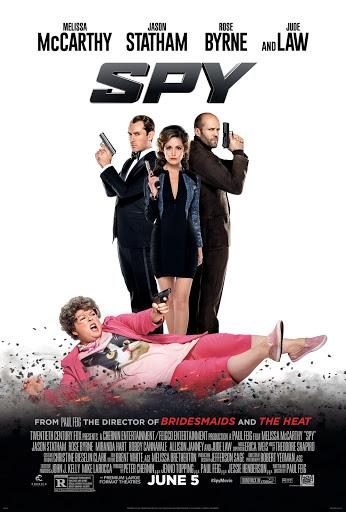SPY (2015) สปาย ( มาสเตอร์ )