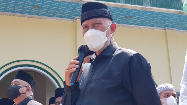 Berduka atas Kepergian Nasrul Abit, Gubernur Instruksikan Aparatur Pemprov Sumbar Shalat Ghaib