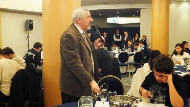 César Moreno, Cata de Vinos, Hotel Plaza Real, Rosario Gastronómica, Elisa N, Blog de Viajes, Lifestyle, Travel