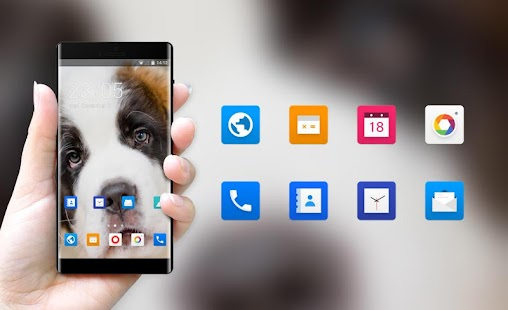 Theme for Xolo A700 Pets Wallpaper - náhled