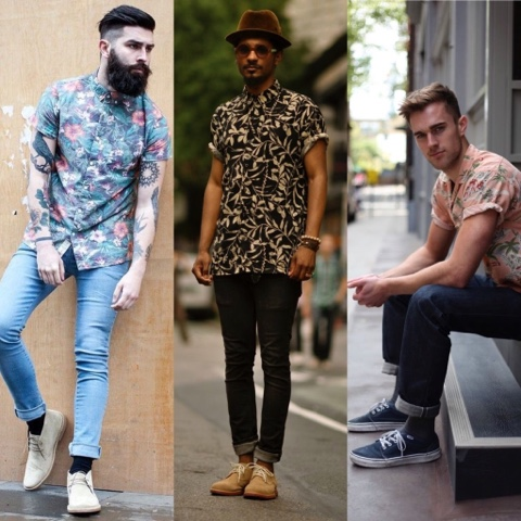 1a1d5da8 Which one of these styles were your faves? How do you style your Hawaiian  Shirts? Comment below!