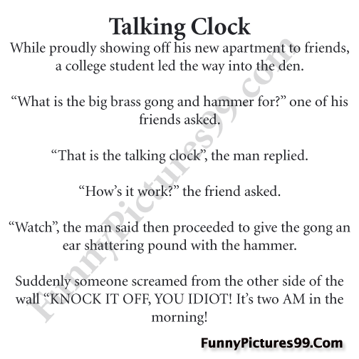 College Jokes   Page 3