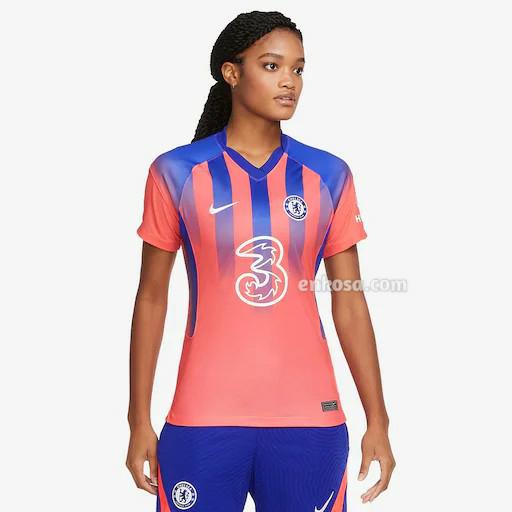 Jual Jersey Wanita Chelsea Third Musim 2020/2021