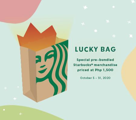 tarbucks Lucky Bag Promo ala Mystery Bag