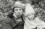 Первые походы с сыном Антоном