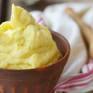 Southern Mashed Potatoes.
