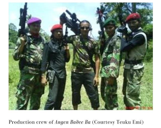 Angen Badee Ba: Film dan Sutradara Ditekan oleh Militer Indonesia