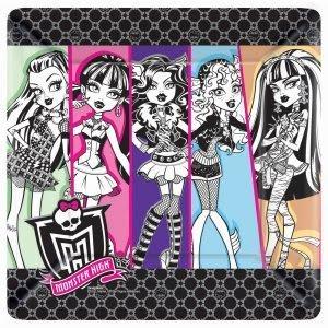 Fiestas de cumpleaños temáticas: Monster High
