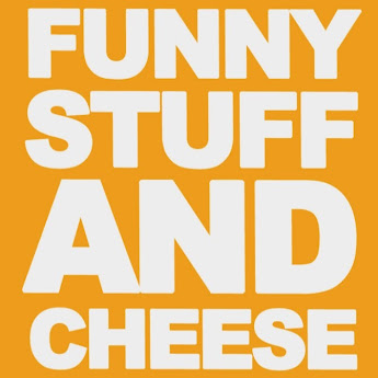 Funny Stuff And Cheese image