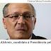 Alckmin é acusado de improbidade; MP pede perda dos direitos políticos
