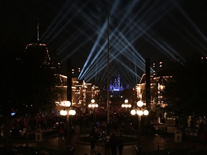 48 hours at Disneyland resort