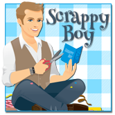 SCRAPPY BOY STAMPS DESIGN TEAM MEMBER
