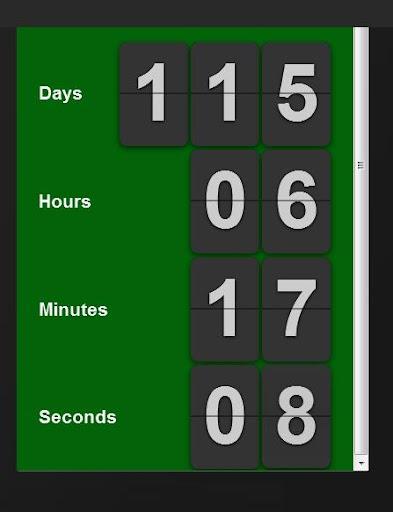 Countdown: Fallout 4 Info App