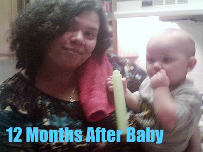 12 months after baby born
