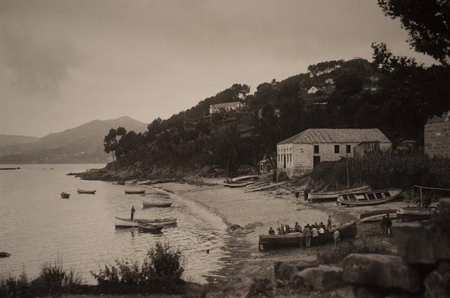 A praia da Lagoa na Guía