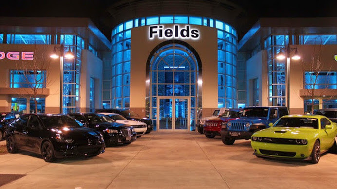 Profile Cover Photo. Profile Photo. Fields Chrysler Jeep Dodge RAM Glenview
