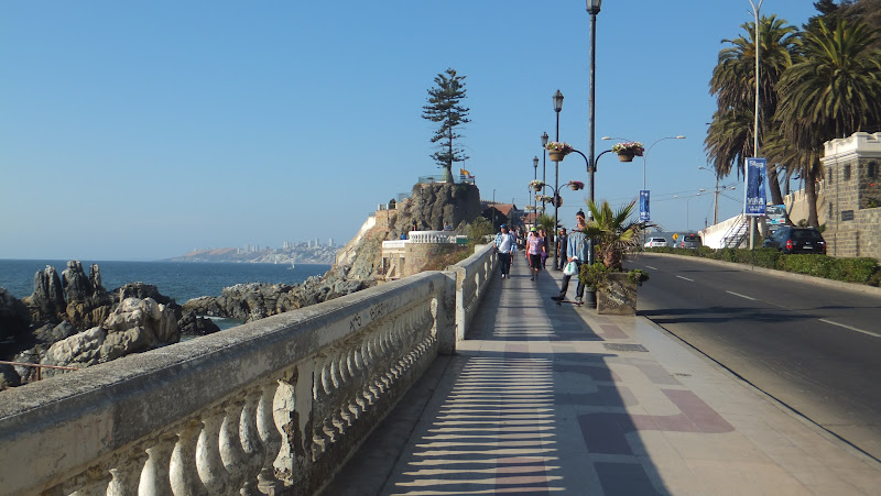 Costanera, Viña del Mar, Chile, elisaorigami, travel, blogger, voyages, lifestyle