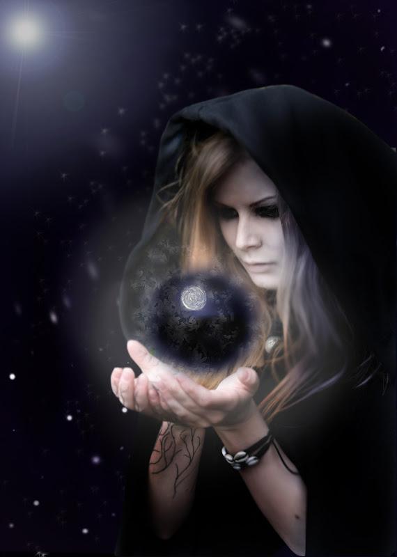Blakc Magic By Kristoshi Warrior, Black Magic