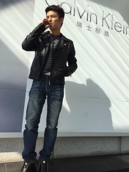 Zhang Zhilu China Actor