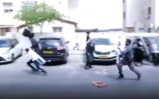 A violência policial cresce e a crise se aprofunda em Israel