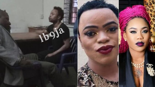 Bobrisky Arrested In Lagos, Allegedly Over His Fight With Toyin Lawani
