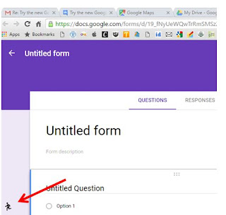 Try the new Google Forms - Google Product Forums