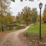 Замковый парк в Цесисе