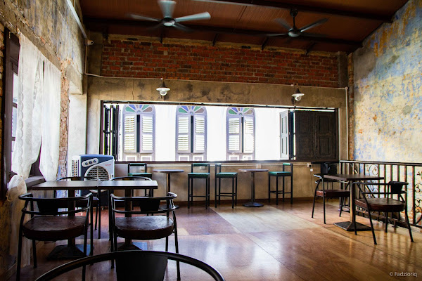 Platform 9 1/2 Cafe