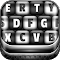 Black and White Keyboard 2.0 Apk